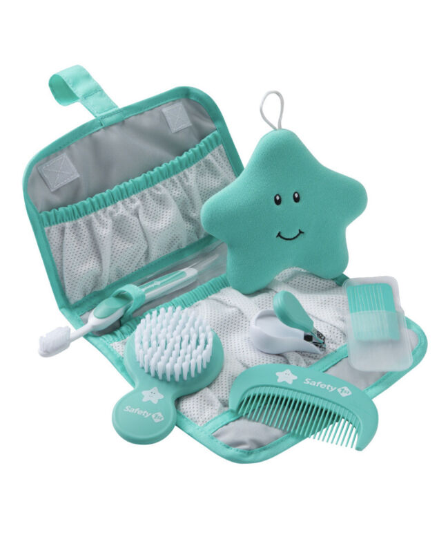 Safety 1st Nursery Care Grooming Kit - 17 Pieces
