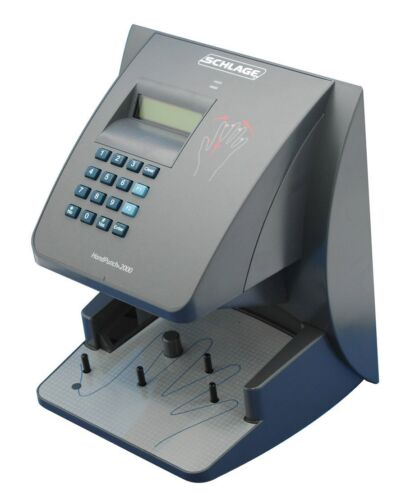 NOVA TIME HANDPUNCH 2000  HAND PUNCH TIME CLOCK HP-2000 Novatime