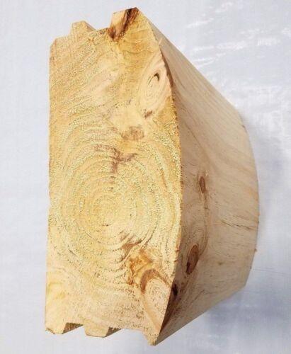 6x12 D-Log Per linear foot DIY Log Cabin Home Kit/Package. Wholesale save money!