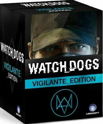 Watch Dogs Vigilante Edition PS4 | Brand New | Ubisoft | PAL for sale  Shipping to Nigeria