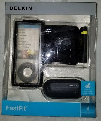 Belkin Armband Case with FastFit for iPod nano 5G - New- Read Discription Ipod Nano 5g Armband