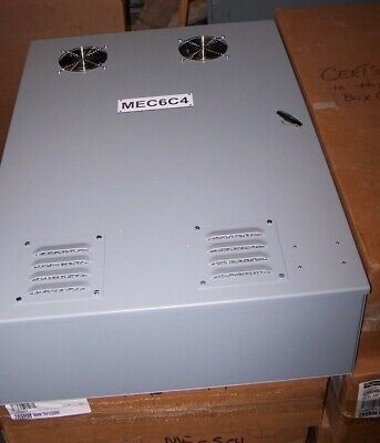 New Hoffman A36n24blp Wall Mount Electrical Enclosure 36 X 24 X 8 Type 1