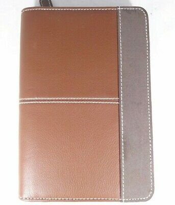 Brown Day Runner Express Running Mate Compact Daily Planner