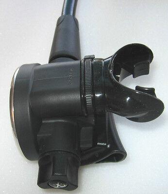как выглядит Seaira TRI-METAL Hookah Second Stage Adjustable Air Flow 30-80 PSI With Hose фото