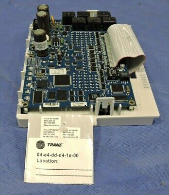 New Trane Hvac Tracer Mp580mp581 Programmable Controller 6400-2580-02