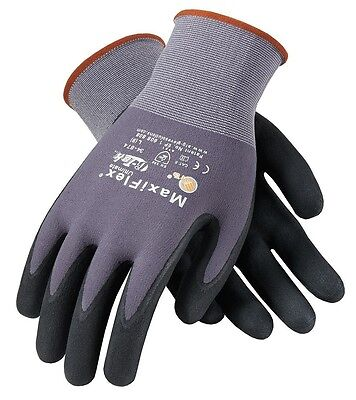 Pip Maxiflex Ultimate Nitrile Micro-foam Coated Gloves Medium 12 Pair 34-874m