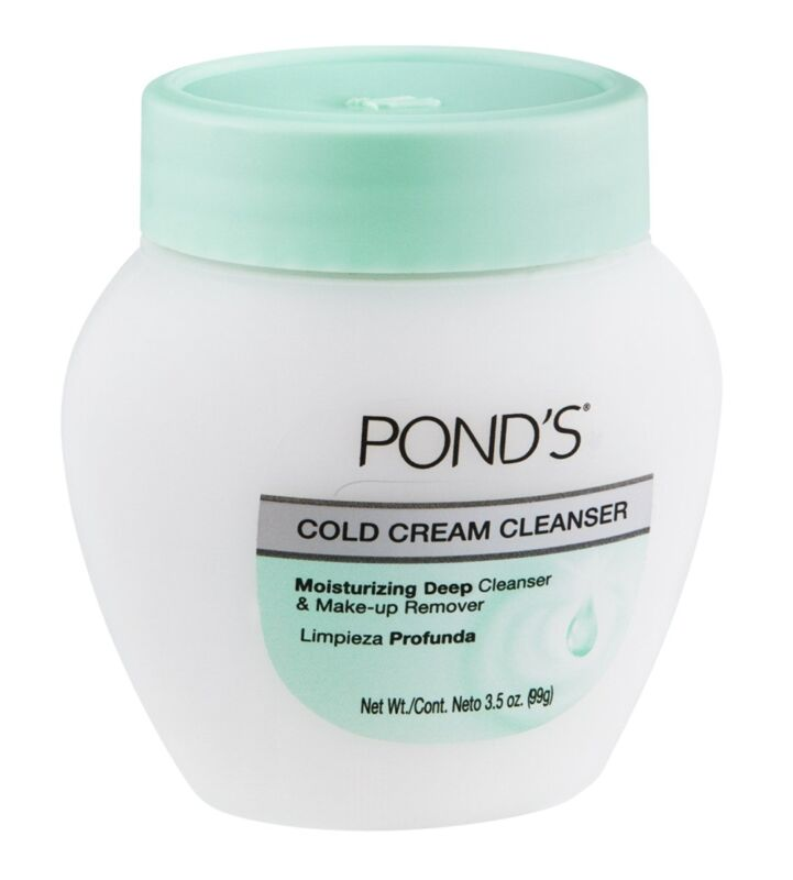 Ponds Cold Cream Cleanser 3.5 Oz , New