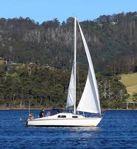 Endeavour 26 MKII Yacht Franklin Huon Valley Preview