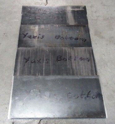 Y Axis Way Cover Bottom From Kitamura Mycenter H400 Approx 21x 12.5
