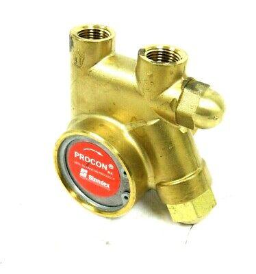 New Procon 101b100f11bd Rotary Vane Pump