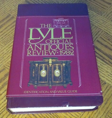PageThe Lyle Official Antiques Review 1982