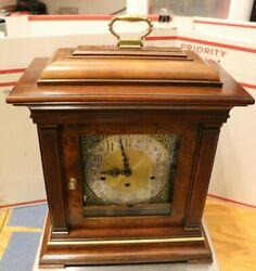 Howard Miller Thomas Tompian 612436 612-436 Triple Chime Mantel Mantle Clock