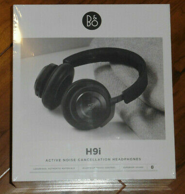 New Bang & Olufsen Beoplay H9i Bluetooth Over-Ear Headphones with ANC Black