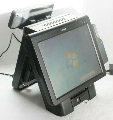 "POSBank Imprex D5 Fully Integrated 15"" POS Touchscreen Computer"