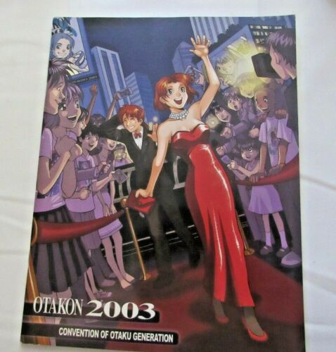 OTAKON 2003 Convention of Otaku Generation Program Guide Book