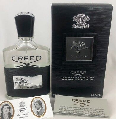 Creed Aventus 100Mll 3 4Oz New Batch 18D01 Authentic And Fast From Finescents