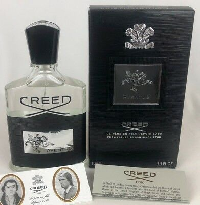 Creed Aventus 100ml / 3.3oz Batch 18K11 NEW, Authentic and fast from Finescents!