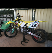 ** PRICE DROP** 2008 FULLY WORKED RM125 w/ 144 RACEKIT Liverpool Liverpool Area Preview