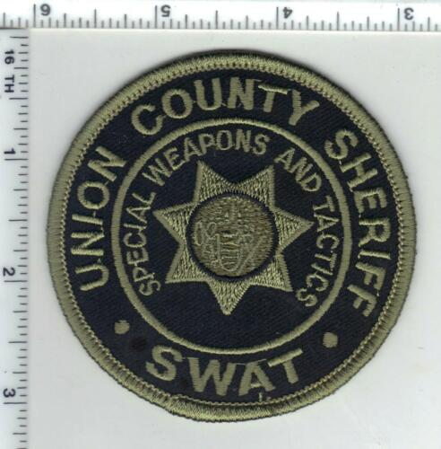 Union County Sheriff (Arkansas) 1st Issue SWAT Camo Shoulder Patch