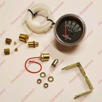 Oil Pressure Gauge For Allis Chalmers D10 D12 D14 D15 D17 D19 D21 Tractor