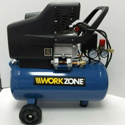 WorkZone 2.5HP Air Compressor (CBM-24)