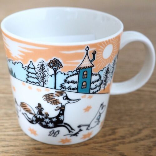 [Moomin] Arabia Mug Moomin Valley Park Limited Japan