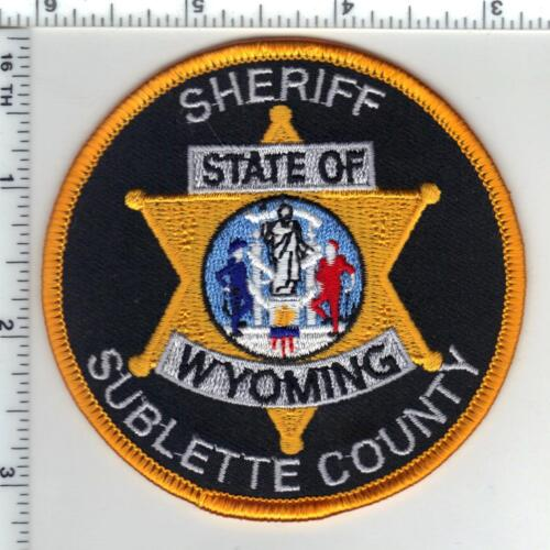 Sublette County Sheriff