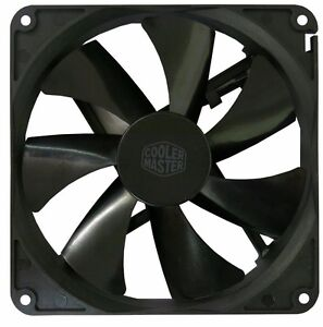 COOLERMASTER 140MM 14CM 3 PIN A14025-12CB-3BN PERFORMANCE COOLING CASE FAN OEM
