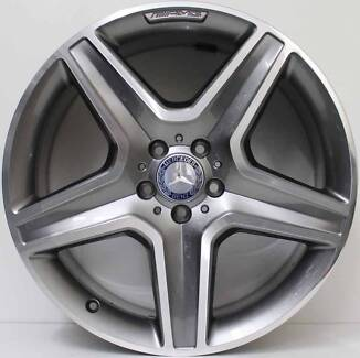 "20""Genuine Mercedes Benz AMG GLE400/ ML350 2017 MODEL ALLOY WHEEL Sefton Bankstown Area Preview"