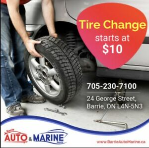 Local Auto Repair Services | Barrie Auto & Marine | 705-230-7100