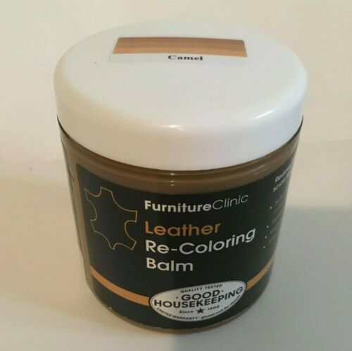 Furniture Clinic Leather Recoloring Balm- Color Restorer