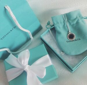 100% Authentic Tiffany & Co Round Twist Necklace