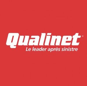 Franchise Qualinet en rénovation après sinistre disponible