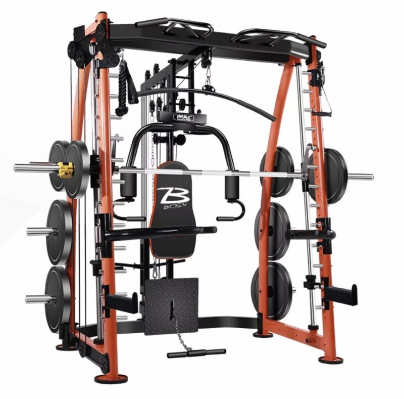 XR16 Smith Machine W/ Cable Crossover