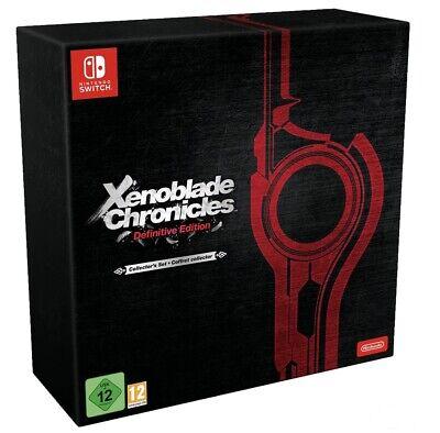 Xenoblade Chronicles: Definitive Edition - Collector's Set - Brand New Sealed! comprar usado  Enviando para Brazil