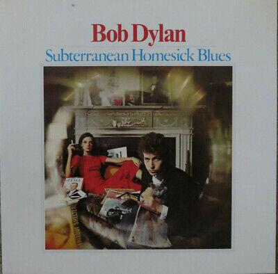 Bob Dylan  Subterranean Homesick Blues 1983 Duch reissue Bringing it All Back