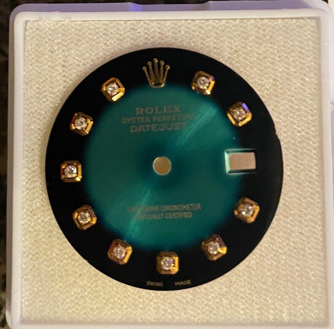 Rolex Datejust 36mm Dial Diamond - $76.00