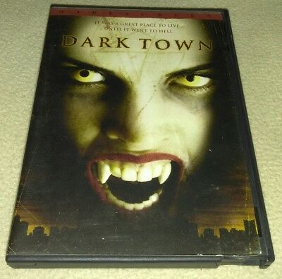 Dark Town (DVD) Janet Martin, Del Willis, Joel King *HORROR (Halloween Town Dvd)