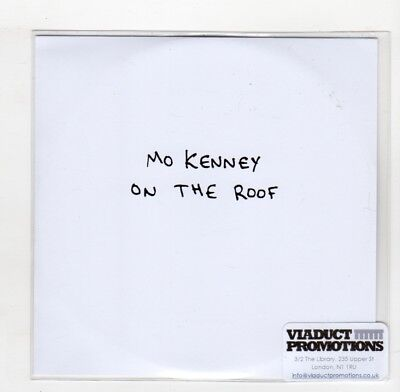 (IC675) Mo Kenney, On The Roof - 2017 DJ CD