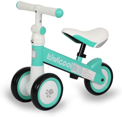 baby balance bike kids walker push bicycle