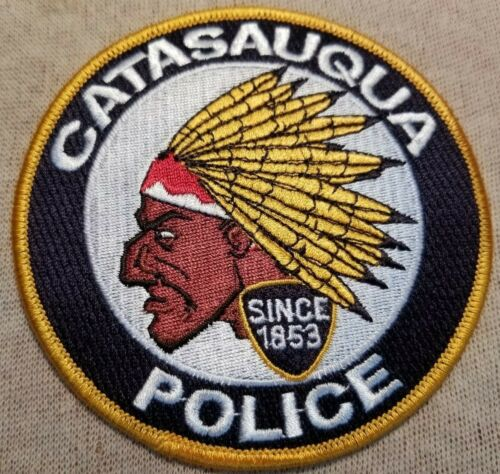 PA Catasauqua Borough Pennsylvania Police Patch