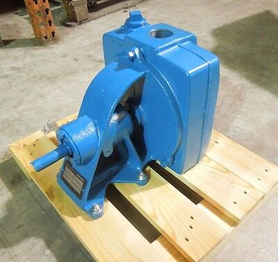 Barnes Pump 5cu-1 1-12 Fnpt Centrifugal Self-priming Ci Shaft 34 273nn1