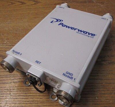 Powerwave LGP21509 Amplifier Micro Twin 12dB 1920-1980MHz TMA-DD 2100 FB