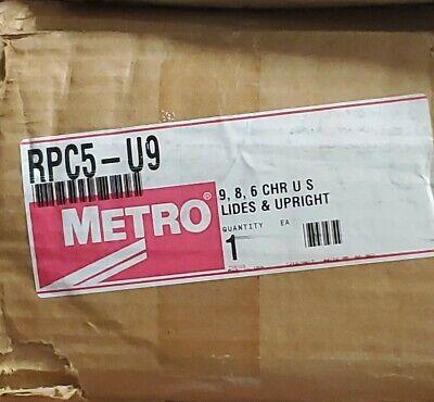 Metro Uprightslide Kit Rpc-u9 For C5 Series Pan Proofer Cabinet Warmer