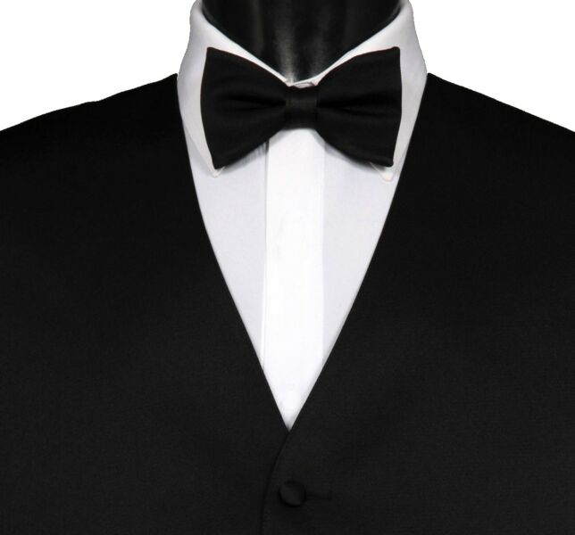 The Bowtie Shop Pre-tied Adjustable Tuxedo Bow Ties Mens
