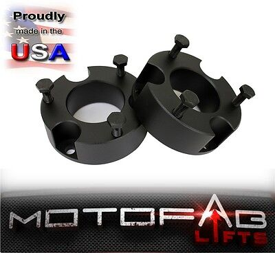 """3"""" Front Lift Leveling Kit for 05-18 Toyota Tacoma FJ Cruiser Billet MADE IN USA"""