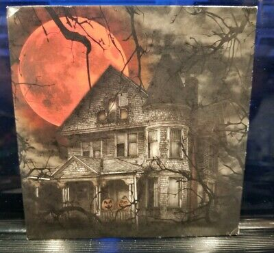 Insane Clown Posse - Red Moon Howl Hallowicked CD 2014 twiztid halloween single