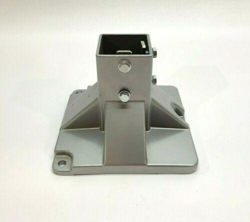 FlexLink XCFF 64x210 Conveyor Stand Base Leg Foot w/ XLCJ5X76 Fasteners