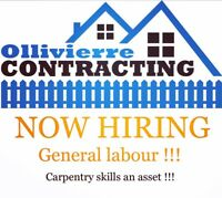 Hiring General Labour