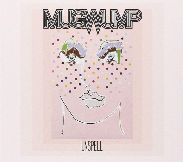 MUGWUMP - UNSPELL  CD NEU